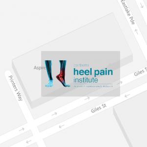 Canberra Heel Pain Institute is now open in Kingston!
